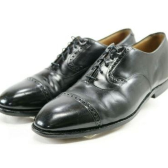 Johnston & Murphy Other - Johnston & Murphy Heritage Men's Dress Shoes Sz 11